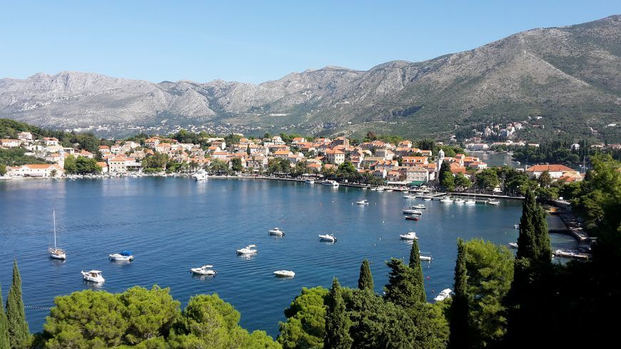 Transfer from Dubrovnik Airport to Cavtat city area