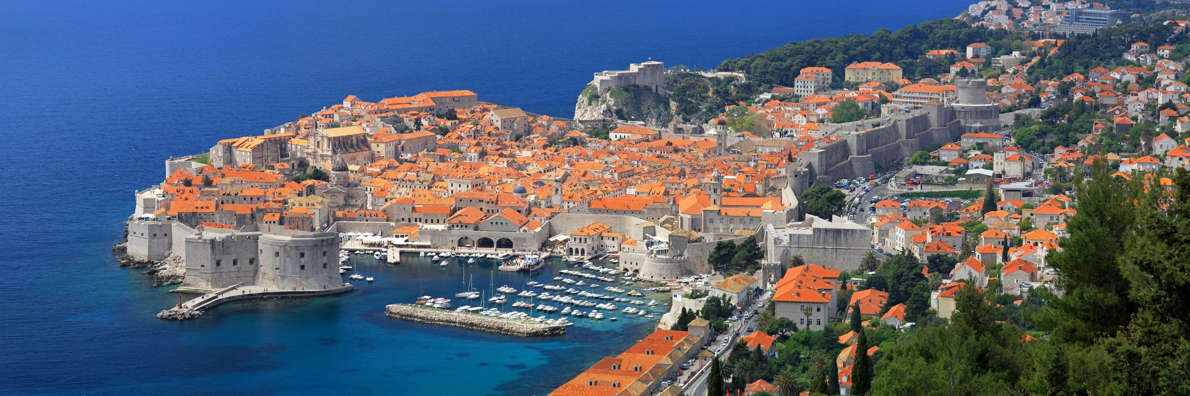 Transfer from Dubrovnik Airport to city Old Town