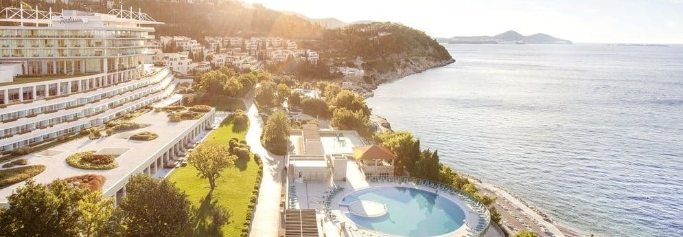 transfer from dubrovnik airport to Sun Gardens